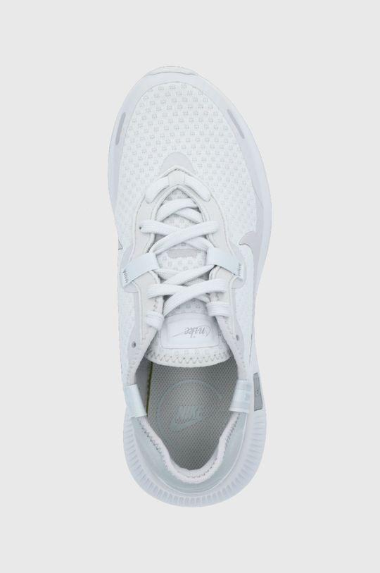 szary Nike Sportswear - Buty Reposto