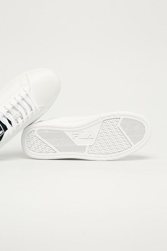 biały Fila - Buty Crosscourt 2 NT