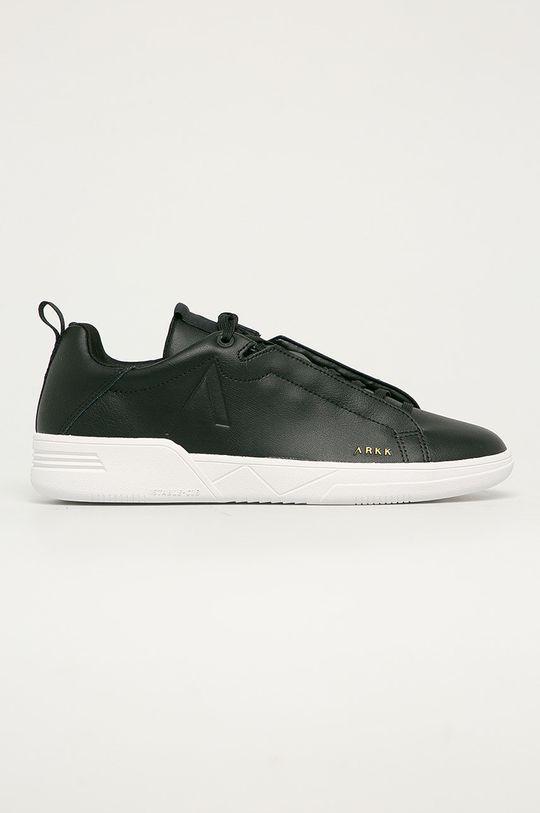 čierna Arkk Copenhagen - Kožená obuv Pánsky