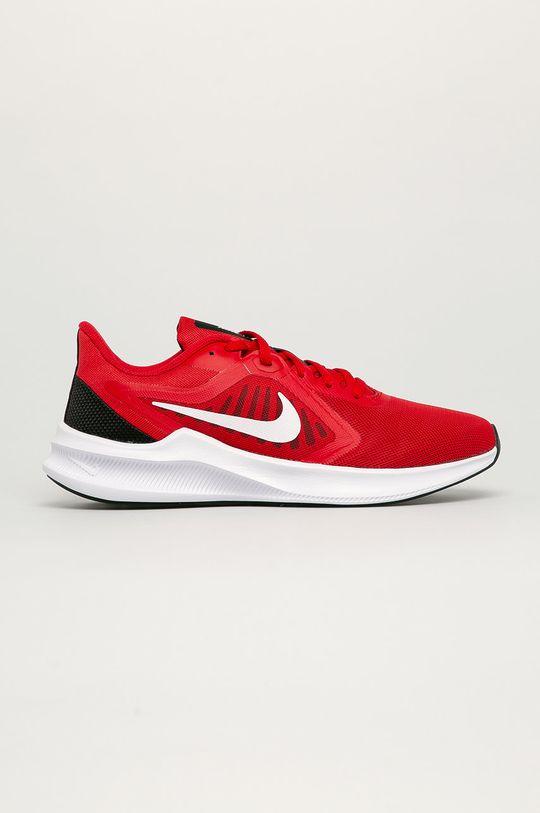 červená Nike - Boty Downshifter 10 Pánský