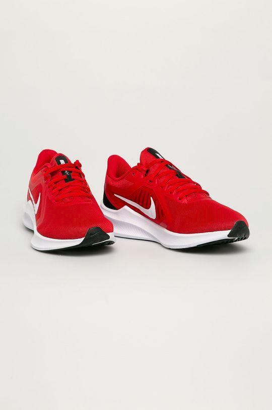 Nike - Boty Downshifter 10 červená