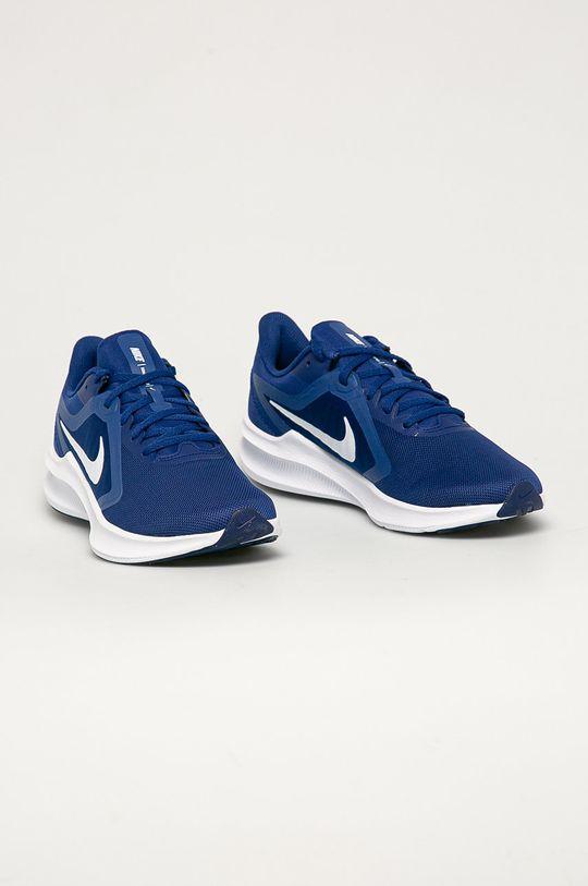 Nike - Buty Downshifter 10 niebieski