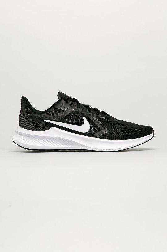 czarny Nike - Buty Downshifter 10 Męski