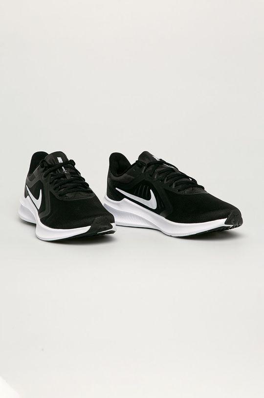 Nike - Buty Downshifter 10 czarny
