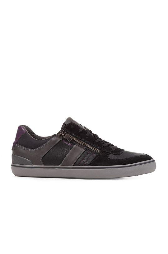 čierna Geox - Topánky Pánsky