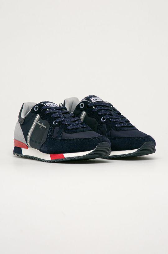 Pepe Jeans - Pantofi Tinker Zero Second bleumarin