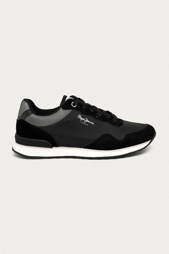 negru Pepe Jeans - Pantofi Cross 4 Urban De bărbați