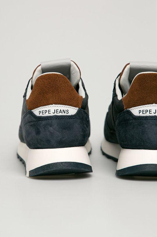 bleumarin Pepe Jeans - Pantofi Slab Urban