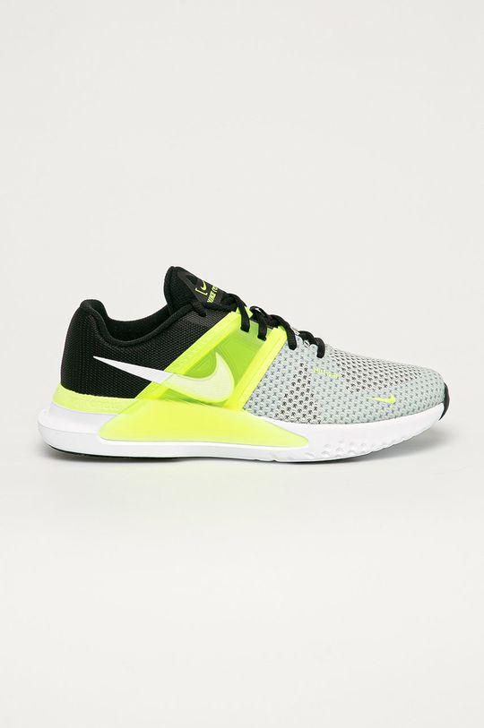 žlto-zelená Nike - Topánky Renew Fusion Pánsky