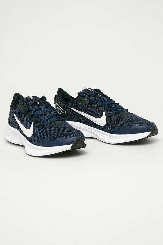 Nike - Buty Runallday 2 granatowy