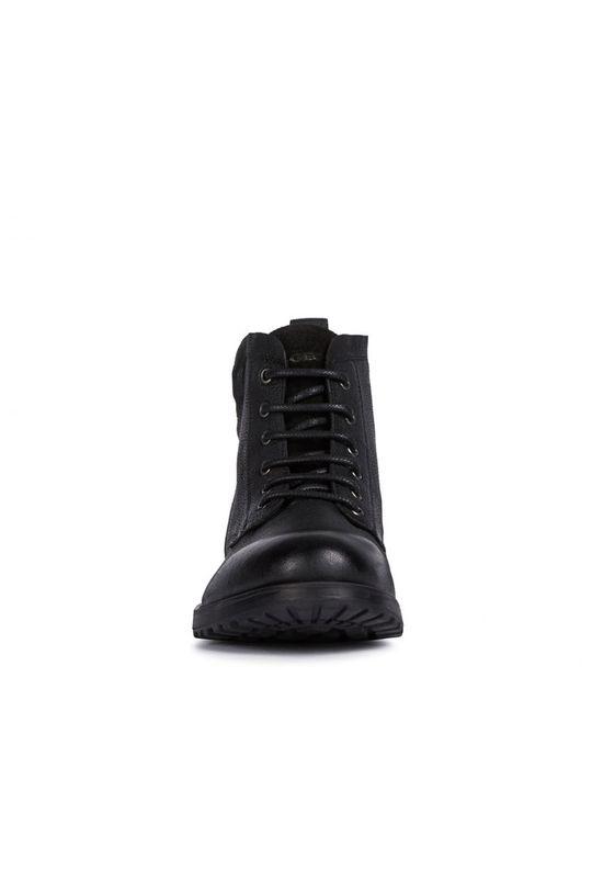 Geox - Kožené boty  Svršek: Přírodní kůže Vnitřek: Umělá hmota, Textilní materiál Podrážka: Umělá hmota