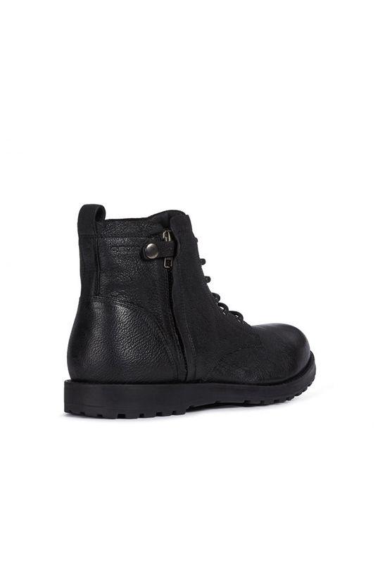 Geox - Kožené boty Pánský