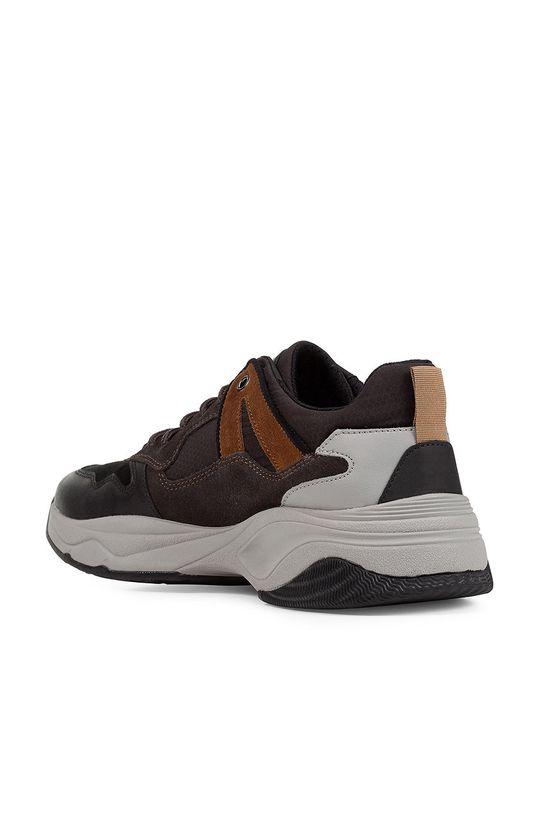čierna Geox - Topánky Tortona
