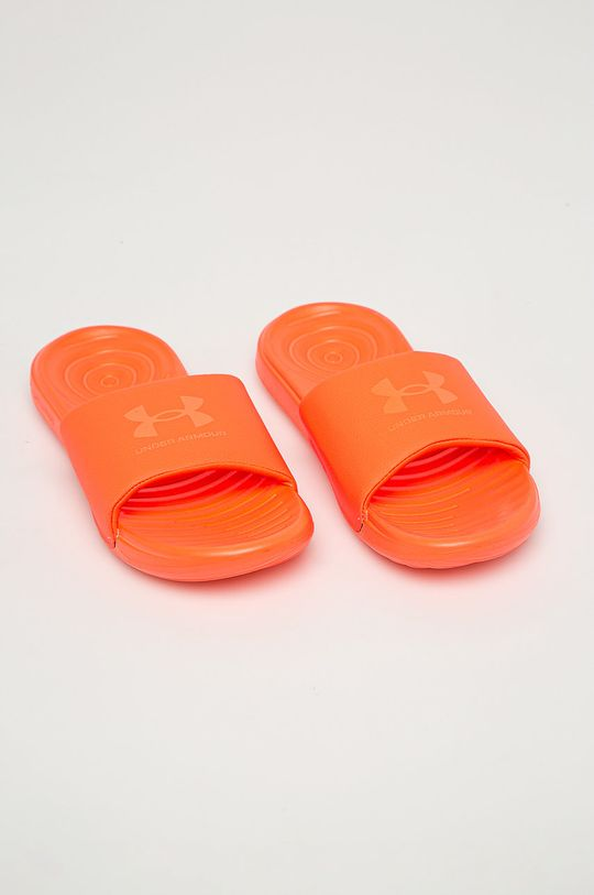 Under Armour - Pantofle růžová