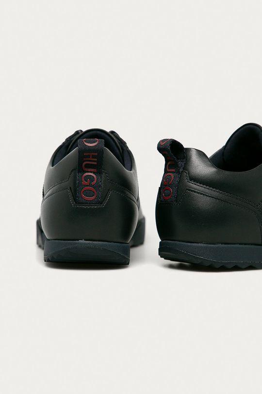 Hugo - Kožené boty  Svršek: Přírodní kůže Vnitřek: Textilní materiál Podrážka: Umělá hmota