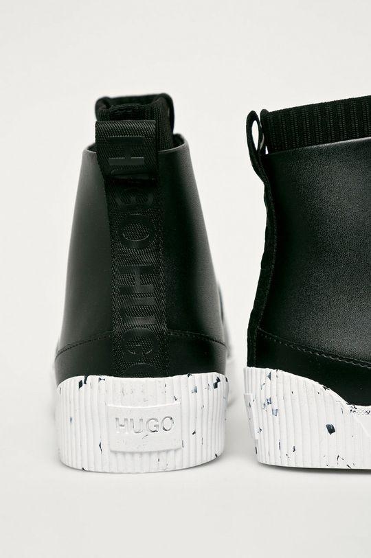 Hugo - Bőr cipő  Szár: textil, természetes bőr Belseje: textil Talp: szintetikus anyag