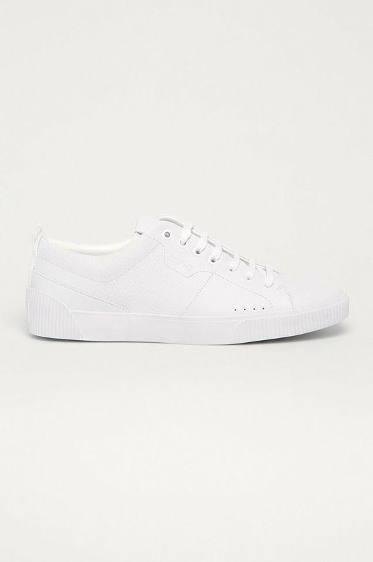 bílá Hugo - Kožené boty Pánský