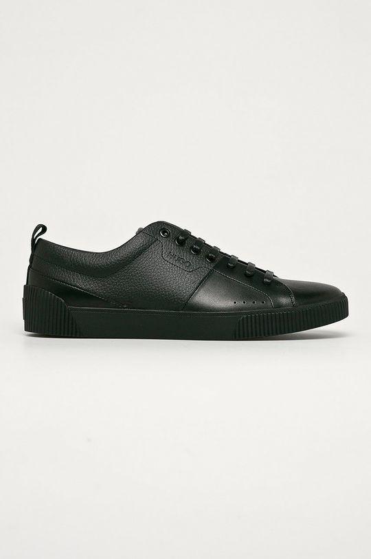 fekete Hugo - Bőr cipő Férfi