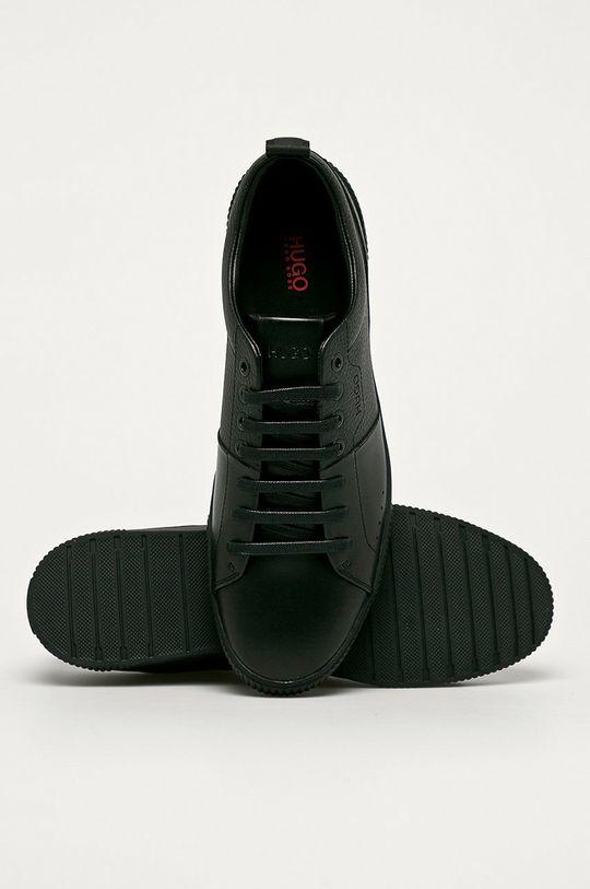 fekete Hugo - Bőr cipő