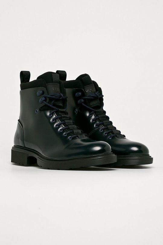Hugo - Cipő sötétkék