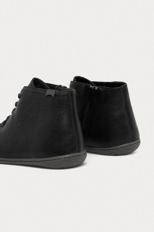 Camper - Kožená obuv Peu Cami  Zvršok: Prírodná koža Vnútro: Textil, Prírodná koža Podrážka: Syntetická látka