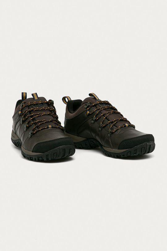 Columbia - Pantofi Peakfreak Vnture maroniu murdar