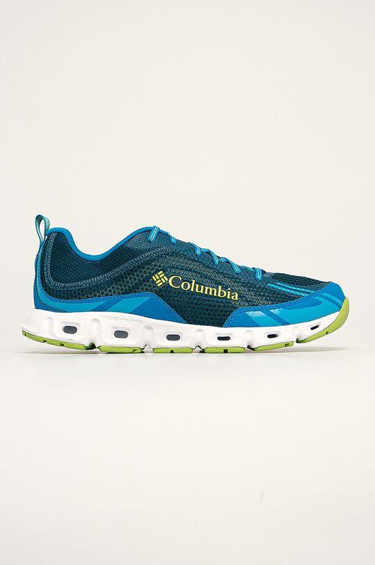 modrá Columbia - Boty Drainmaker IV Pánský