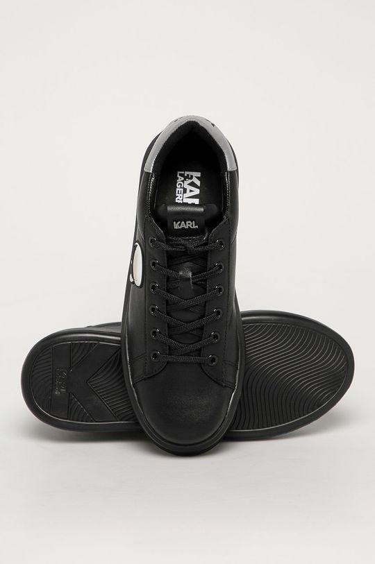 Karl Lagerfeld - Kožená obuv Pánsky