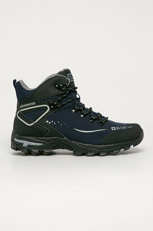 тёмно-синий Big Star - Ботинки Мужской