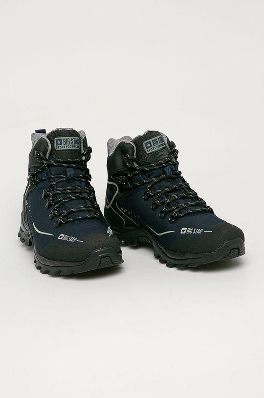 Big Star - Ботинки тёмно-синий