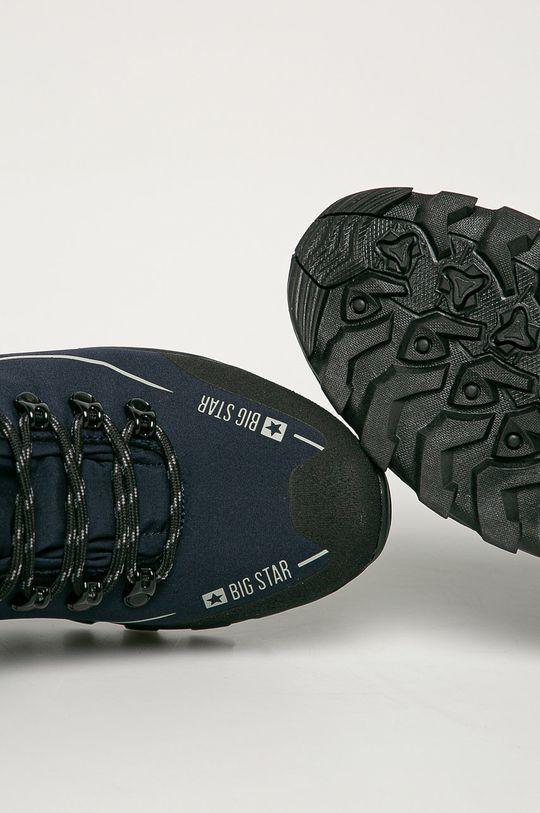 тёмно-синий Big Star - Ботинки