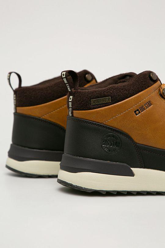 Big Star - Členkové topánky GG174561  Zvršok: Syntetická látka, Textil Vnútro: Textil Podrážka: Syntetická látka