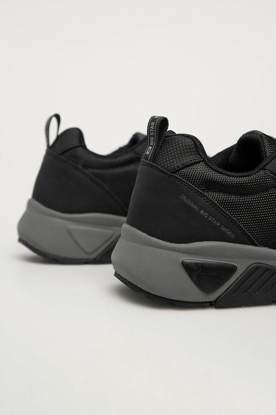 Big Star - Pantofi  Gamba: Material sintetic, Material textil Interiorul: Material textil Talpa: Material sintetic