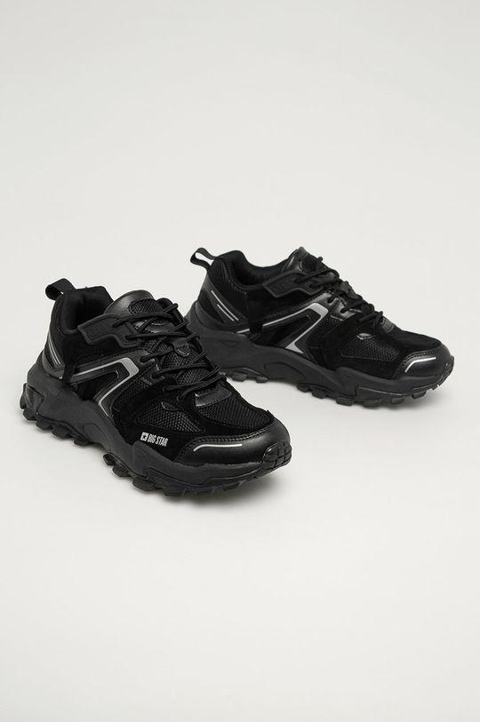 Big Star - Topánky čierna