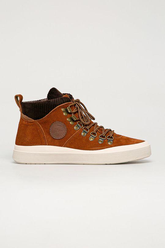 maro auriu Big Star - Pantofi De bărbați