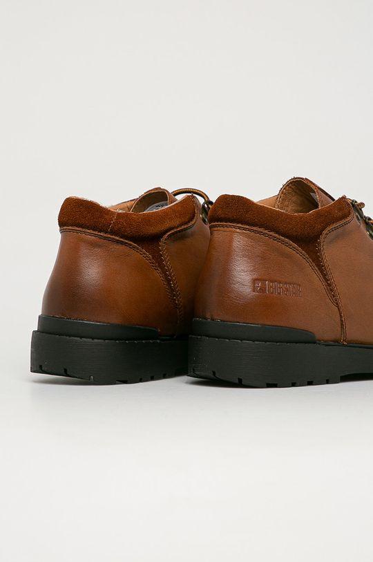 Big Star - Kožená obuv  Zvršok: Prírodná koža Vnútro: Syntetická látka Podrážka: Syntetická látka