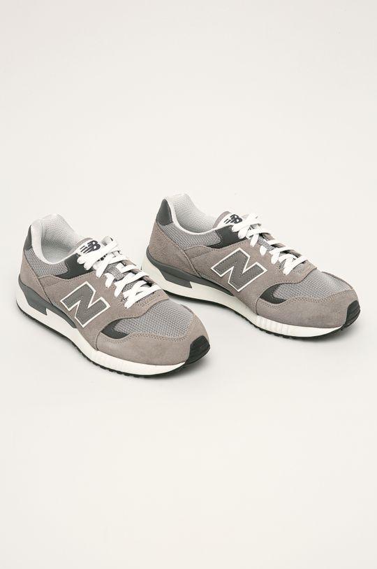 New Balance - Topánky ML570HJC sivá