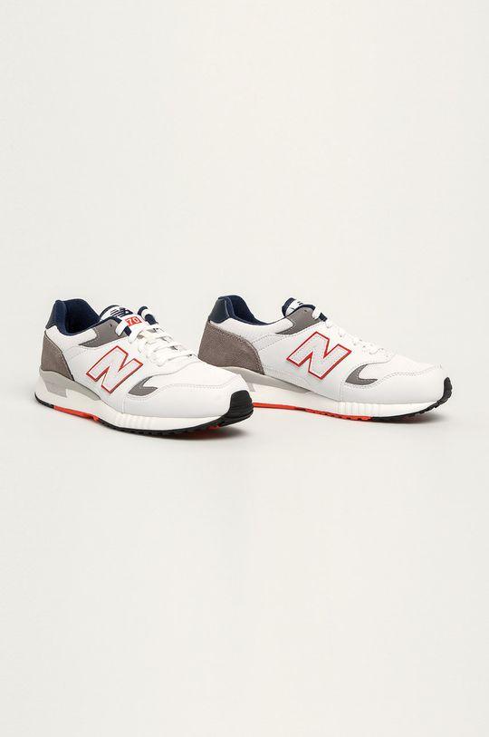 New Balance - Buty ML570ATR biały