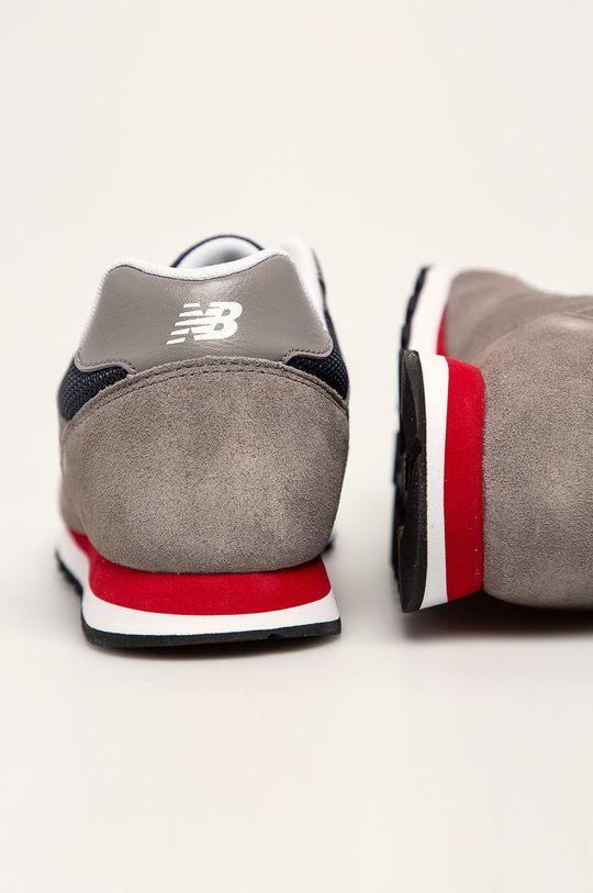 New Balance - Topánky ML393SH1  Zvršok: Textil, Semišová koža Vnútro: Textil Podrážka: Syntetická látka