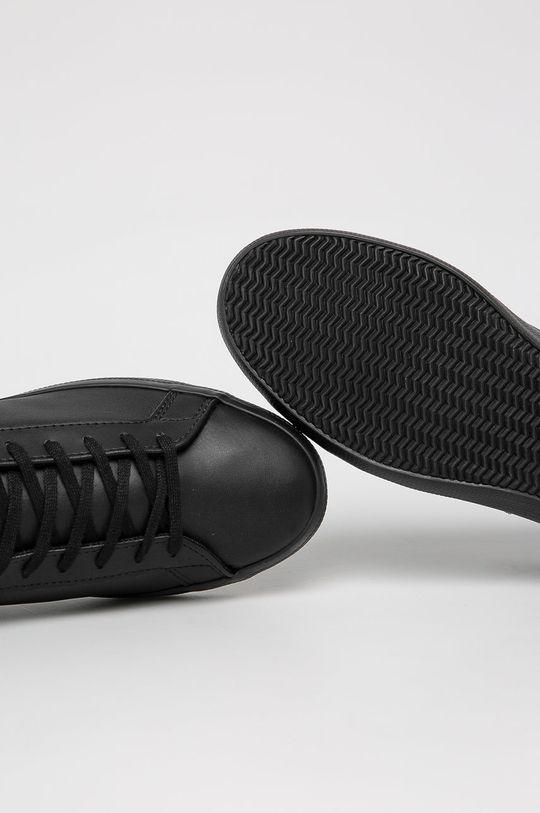 čierna Lacoste - Topánky Lerond