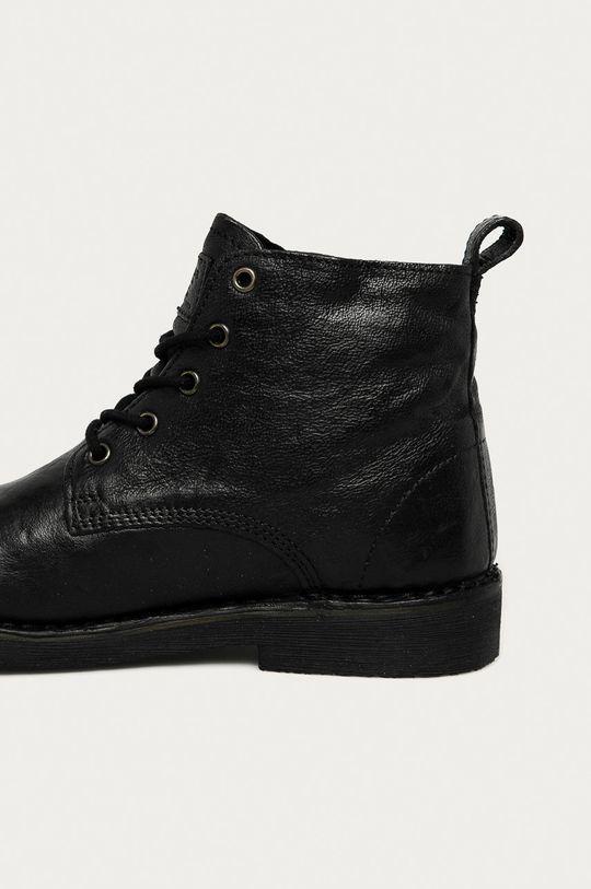 Levi's - Pantofi inalti de piele  Gamba: Piele naturala Interiorul: Material textil, Piele naturala Talpa: Material sintetic