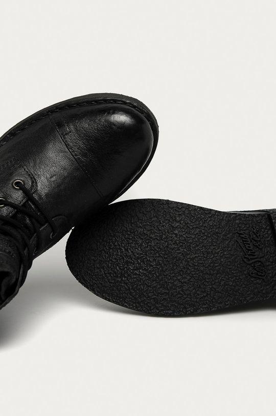 Levi's - Pantofi inalti de piele De bărbați