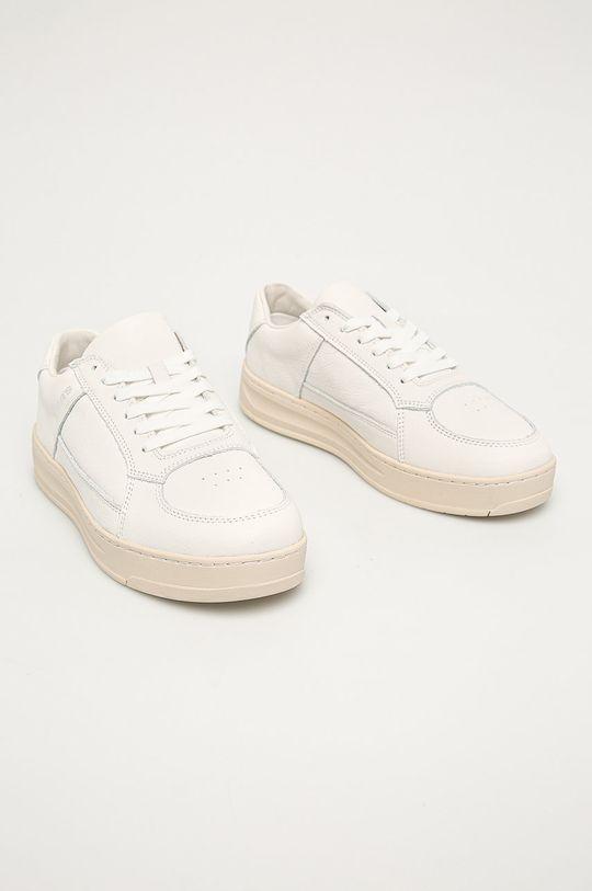Levi's - Buty skórzane biały