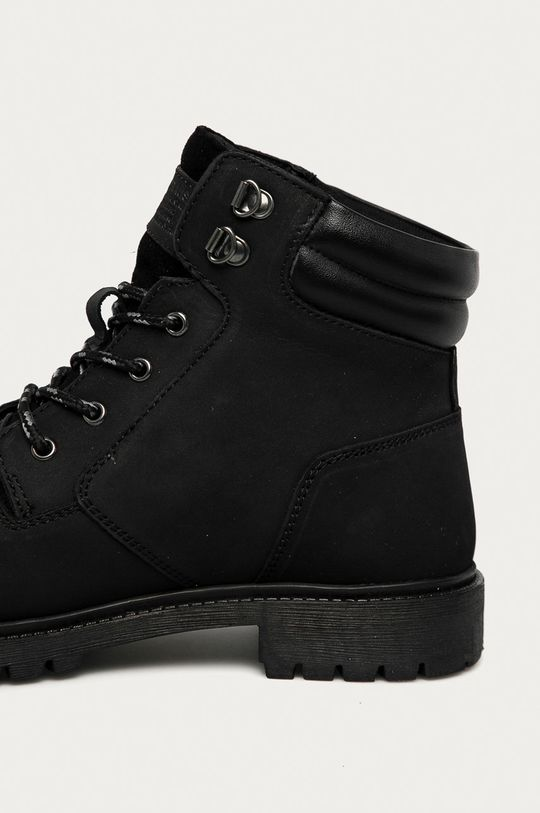 Levi's - Pantofi  Gamba: Material textil, Piele naturala Interiorul: Material textil Talpa: Material sintetic