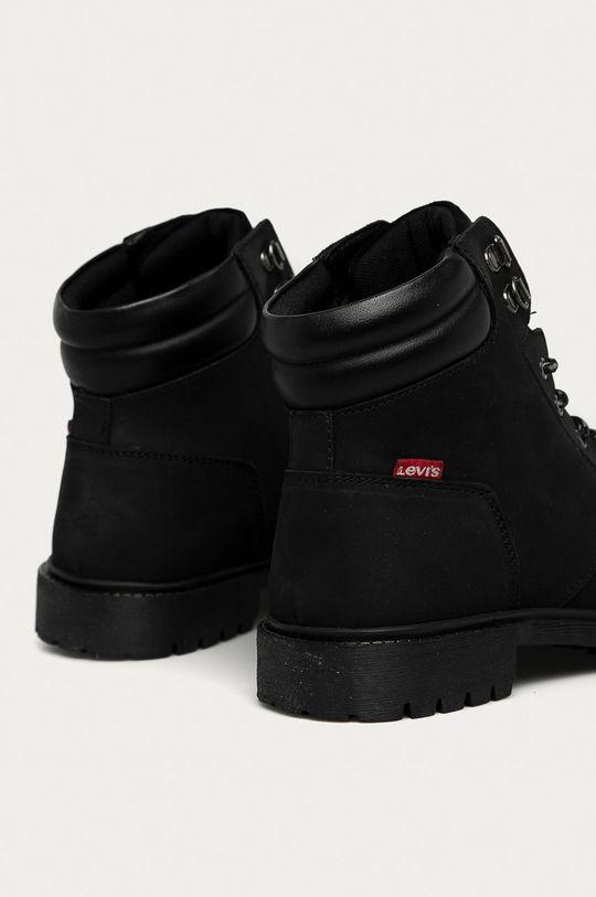 negru Levi's - Pantofi