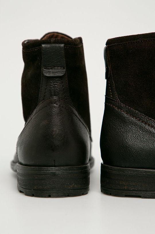 Levi's - Kožená obuv  Zvršok: Prírodná koža Vnútro: Textil, Prírodná koža Podrážka: Syntetická látka