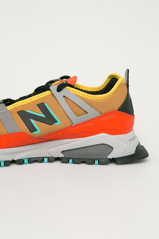 New Balance - Pantofi MSXRCTWC  Gamba: Material sintetic, Material textil Interiorul: Material textil Talpa: Material sintetic