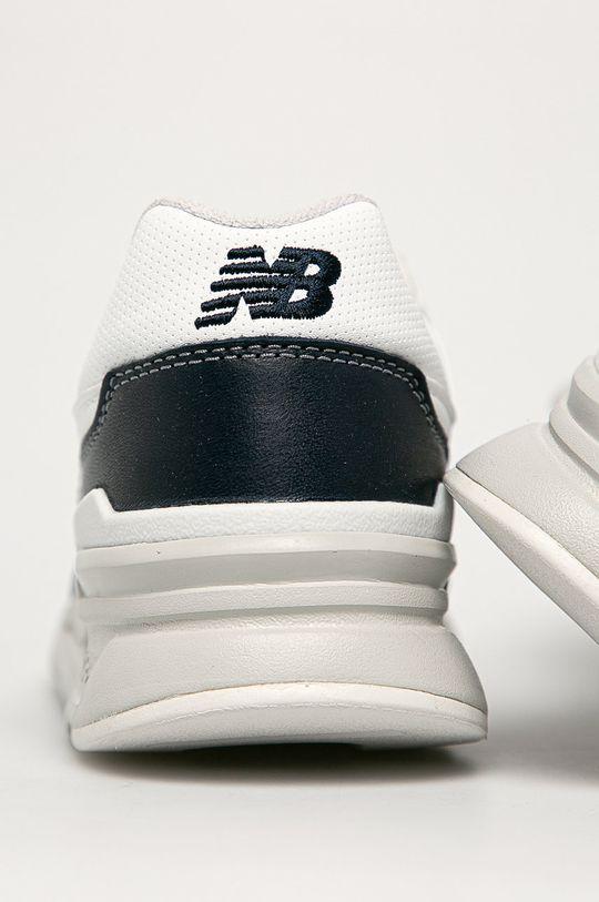 New Balance - Kožené boty CM997HEO  Svršek: Textilní materiál, Přírodní kůže Vnitřek: Textilní materiál Podrážka: Umělá hmota