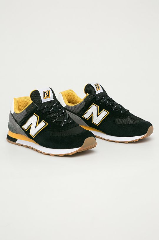 New Balance - Pantofi ML574SKA negru