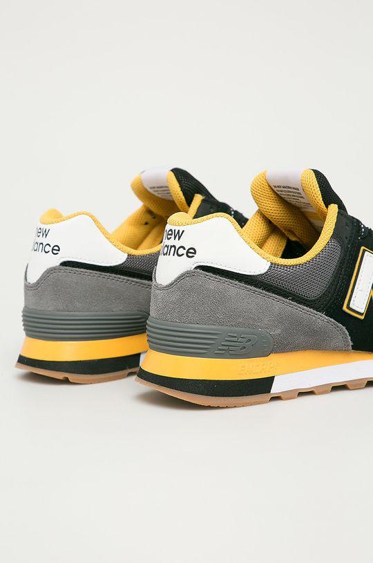 New Balance - Pantofi ML574SKA  Gamba: Material textil, Piele intoarsa Interiorul: Material textil Talpa: Material sintetic